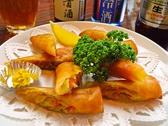 晴香楼のおすすめ料理3
