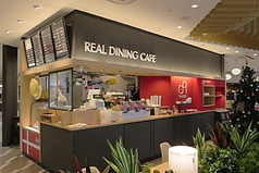 REAL DINING CAFE 岡山店の写真
