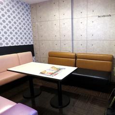 ◆カラオケ個室◆様々なシーンに対応◎大小、充実の完全個室☆インテリアだけでなく居心地の良さにもこだわった、コンセプトルームを完備!お食事から二次会のカラオケまで、様々な用途でご利用いただけます。