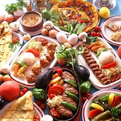 23年続く本格トルコ料理 有名人も愛するお店