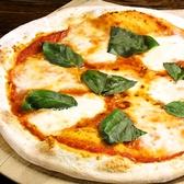 『マルゲリータピザ』 甘酸っぱいトマト&とろとろチーズの定番のピザ!