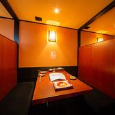 黒牛・黒豚しゃぶしゃぶ ちり家 函館の雰囲気3