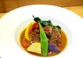 料理メニュー写真シェフおすすめの今月お肉料理