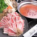 料理メニュー写真☆新メニュー☆豚肉のしびれ しゃぶしゃぶ