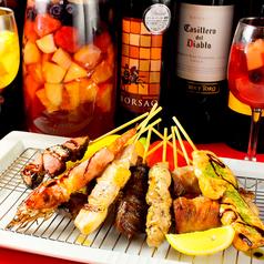 串焼とワインの店 奏宴のおすすめ料理1