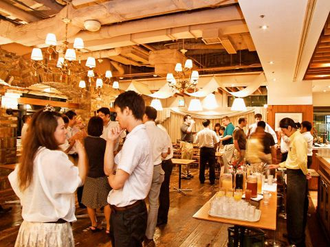西新宿の穴場イタリアンで、貸切歓迎会はいかがですか?