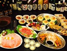 YAKITORI BAR 風雷坊 大泉店のコース写真