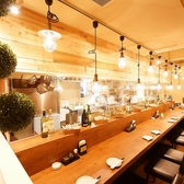 肉バル チーズバル カーネヴォー 梅田茶屋町店の雰囲気3