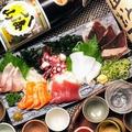 料理メニュー写真海鮮5種盛り