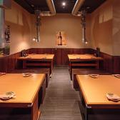 13名名から最大18名様のご宴会空間【テーブルNo.71~74】