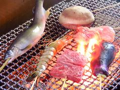 囲炉裏料理 与一のおすすめ料理1