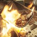 料理メニュー写真タコのいぶし焼き