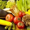 黒木屋はお野菜にもこだわり、おいしさの他にもしっかりと安心安全をお届けいたします♪