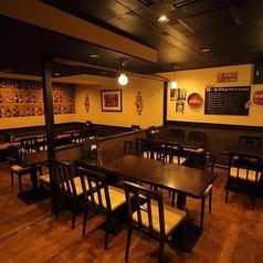 肉バル ワイン酒場 肉87 田町店の雰囲気1