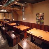 4名様用テーブル席【テーブルNo.81~86】