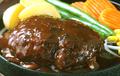 料理メニュー写真飛弾牛ハンバーグステーキ(150g)