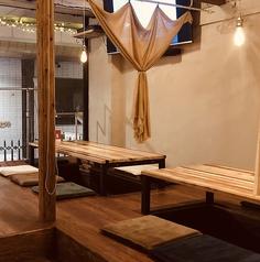 鉄板焼居酒屋 UPPERYARD アッパーヤードの雰囲気3