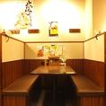 【神田】ソファのBOX席もご用意!お仕事帰りのお客様はもちろん、お子様連れも大歓迎です★<焼き鳥/居酒屋>