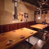 6名様用~12名様テーブル席【テーブルNo.91、92】