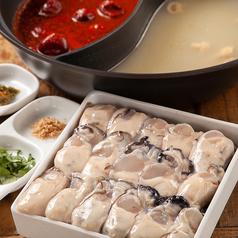 Ostrica 牡蠣と焼はまぐりのおすすめ料理1