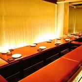 28~40名様完全個室【フロア貸切プラン】2F貸切団体のお客様には最高の席です!1番人気★