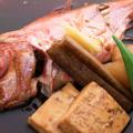 料理メニュー写真金目鯛の煮付け