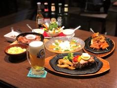 ビアレストラン旬感 ホテルアークビジネス内のコース写真