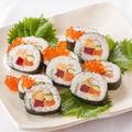 料理メニュー写真北海 海鮮巻寿司