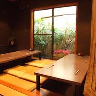 京都の情緒溢れる空間でゆっくりとおくつろぎ下さい。