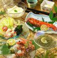 料理メニュー写真【鈴善おすすめ料理】旬の懐石料理です