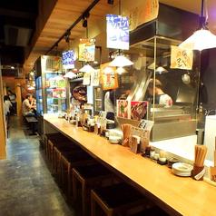 餃子 ゆでタン ANTONIOの雰囲気3