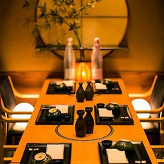 膳 zen 横浜店の雰囲気1