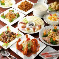 プチ贅沢なコース料理