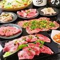 飲み放題付宴会コースは5000円から取扱あり。ちょっと背伸びしたい日に。