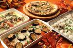 熱々のドリアやパスタ・オムライス・スパイシーチキンなど季節料理も充実☆(※写真は秋フェア)