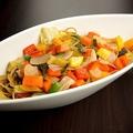 料理メニュー写真[野菜 Verdure] 菜園風スパゲッティ