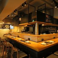 【鶏料理専門店】シックな雰囲気で新鮮な鶏料理を堪能!