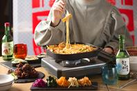 韓国料理をメインとしたコース料理もご用意しております