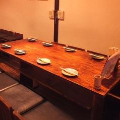 8名様テーブルもございます。
