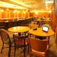 個室席やフロア貸切などお客様のご要望にお応えします!