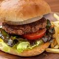 料理メニュー写真3B バーガー