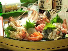 活菜旬魚 さんかい 澄川店の特集写真