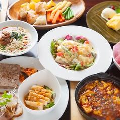 シノワバル Rinoshiyo リノシヨのおすすめ料理1