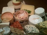 チーズプロフェッショナルセレクトのチーズ