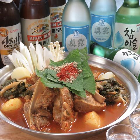simple韓食堂