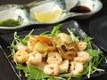 料理メニュー写真海鮮ミックス焼き