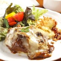 ◆炙りチーズハンバーグ◆