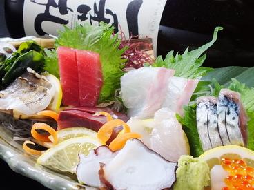 海女の酌 錦三丁目ビアガーデンのおすすめ料理1