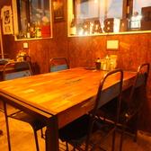 四名様テーブル
