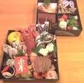 料理メニュー写真おせち【限定25個】